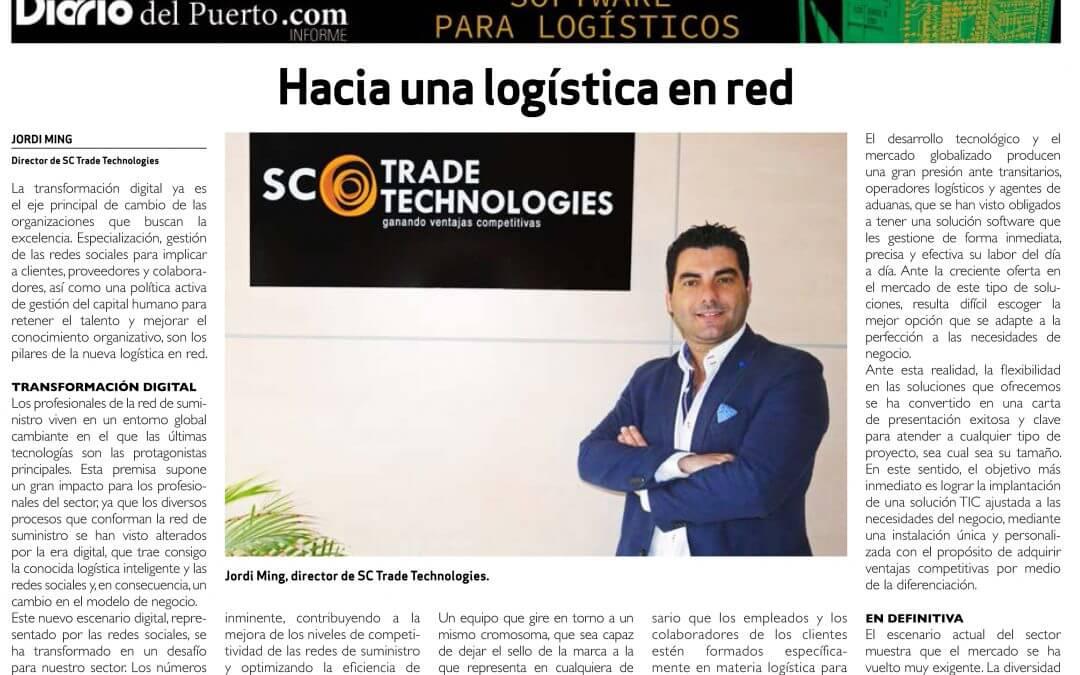 Hablan de SC Trade Technologies en los medios