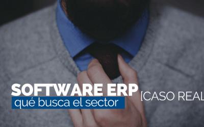 Qué busca el sector en un Software ERP [CASO REAL]