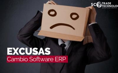 6 excusas de las empresas para no cambiar de Software