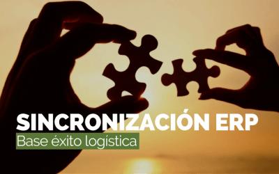 Sincronización ERP y empresa: Base del éxito de logística