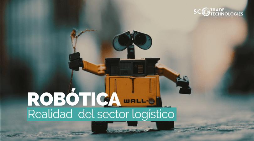 Análisis de la robotización del sector logístico