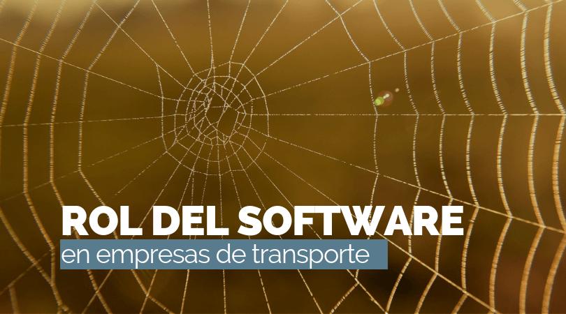 El rol del Software ERP en una empresa de transporte