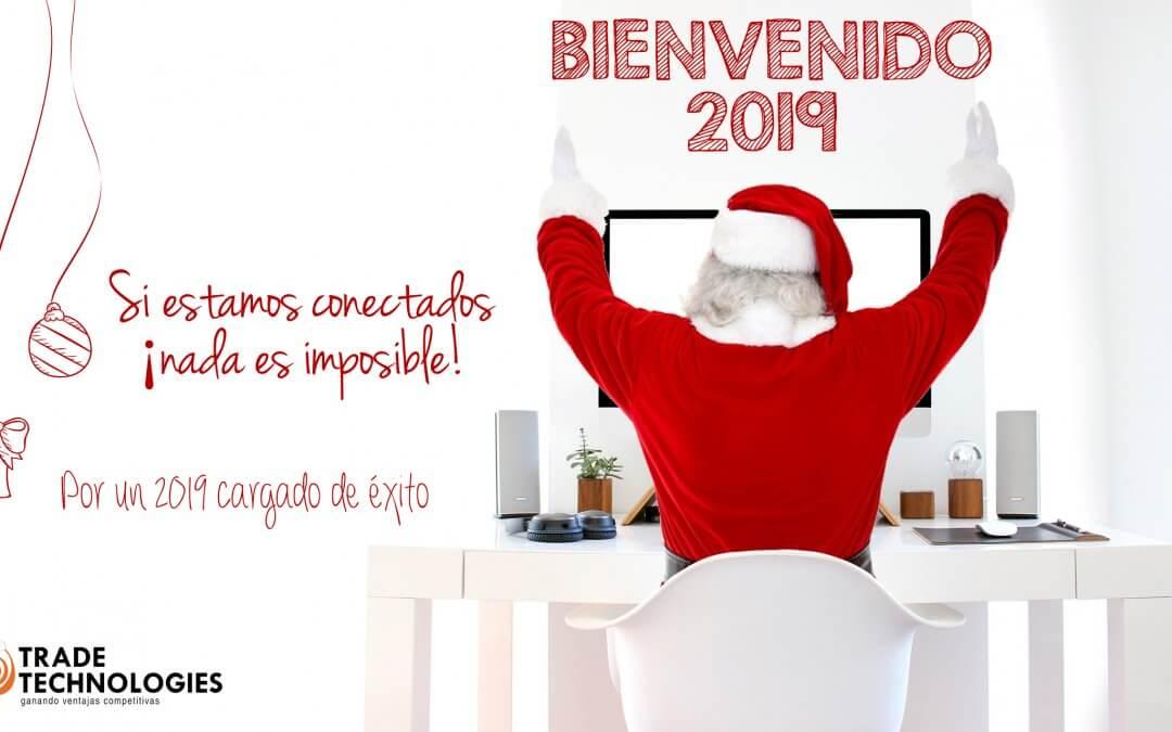 SC Trade os desea Felices Fiestas y próspero 2019