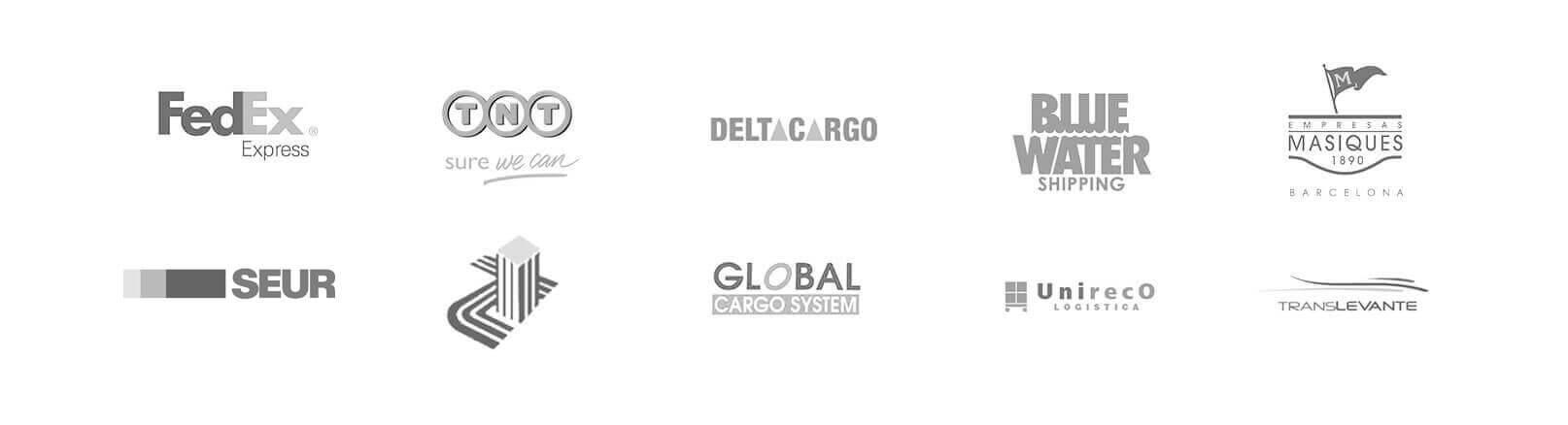 Logos clientes SC Trade Technologies