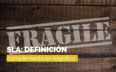 El SLA para cumplir con las empresas logísticas