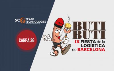 SC Trade participa en la Buti Buti logística 2019