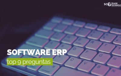 Top 9 preguntas y respuestas sobre ERP