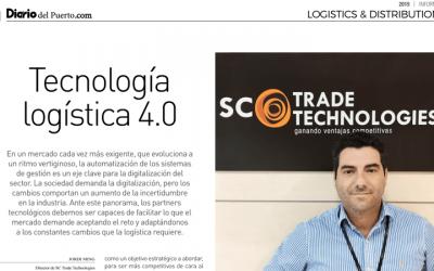 Especial Tecnología Logística 2019