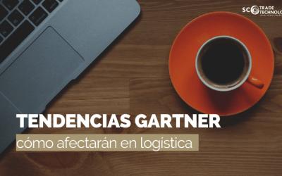 Impacto en logística de las 10 tendencias de Gartner