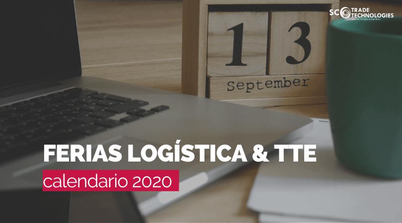 Ferias de Logística y Transporte en 2020